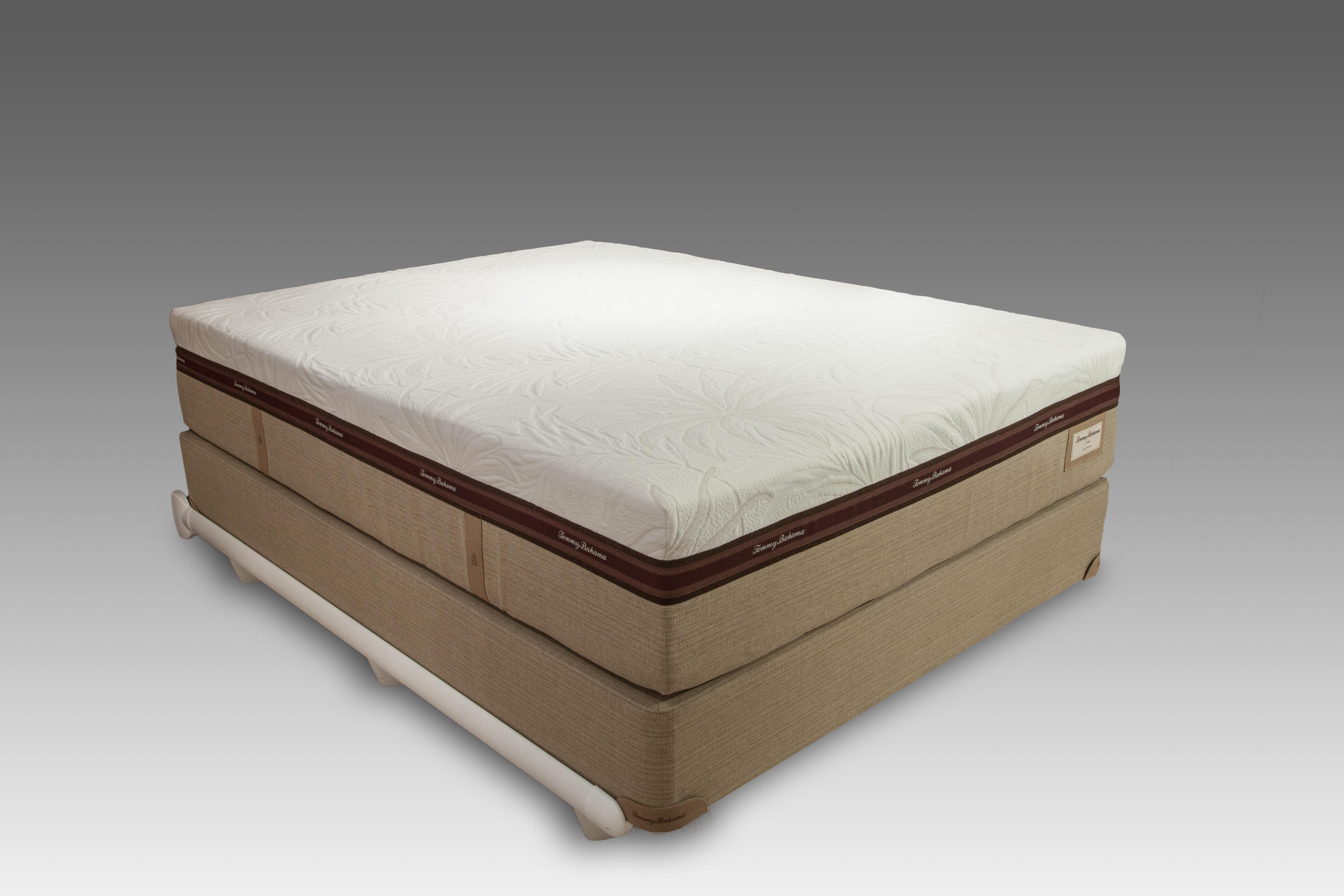 """Tommy Bahama Therapedic mattress """"long weekend"""""""